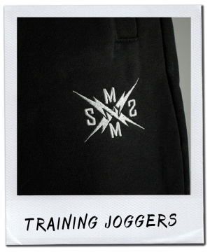 TRAINING JOGGERS BLACK
