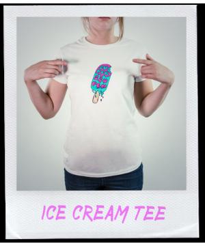 ICE CREAM TEE FEMALE