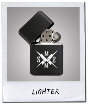 LIGHTER BLACK