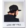 LOGO FULL HAT BLACK