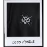 LOGO HOODIE BLACK