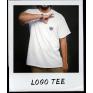 LOGO TEE WHITE