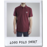 BURGUNDY POLO SHIRT